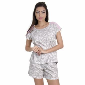 fd0882caf Pijama Borboletas com Renda - Única